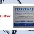 certyfikat NIUS 2